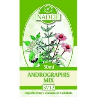 Andrographis mix SV12