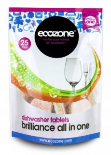 Ecozone Tablety do myčky Brilliance