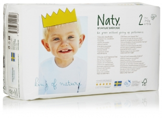 Plenky Naty Mini 3-6 kg (34 ks)