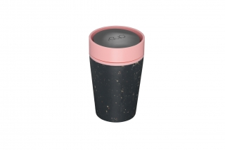 Kelímek rCUP SMALL Black and Pink
