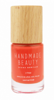Handmade Beauty Lak na nehty 7-free - Papaya